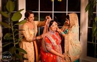 NDN Beauty - Hair, Make-up, Duputta Setting & Sari Tying