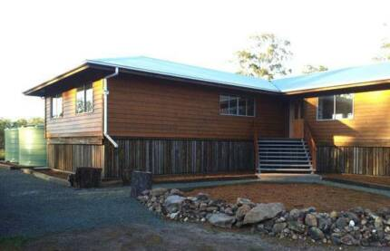 GREEN living – NEW house in the Country - No Power Bill Maryborough Fraser Coast Preview