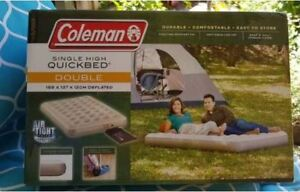 Coleman Airbed - Double Size, Single High