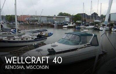 1995 Wellcraft 3600 Martinique Used