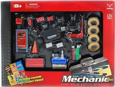 PHOENIX Hobby Gear Mobile Mechanic 1:24 G scale diorama  accessory set