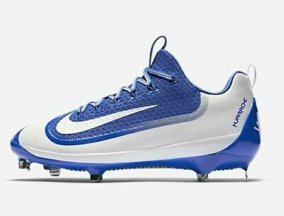 2da8e29e3f87 Nike Air Huarache 2K Filth Low Metal Baseball Cleats Men 13 Blue 807129-410