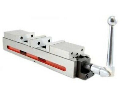 Double Clamping Precision Milling Machine Vise Clamp