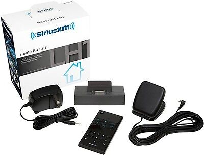 NEW SiriusXM SXiBH1 Lynx LH1 Bluetooth Home Kit for SiriusXM SXi1 Lynx radio