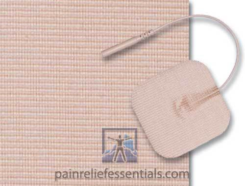 "(3) Sets of 4 Rhythm Touch 2x2"" Electrode Pads / Bonus (1) 4x6"" Butterfly Pad"