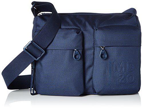 Mandarina Duck Borsa Tracolla estensibile Linea Md20 Dress Blue  c150979732a