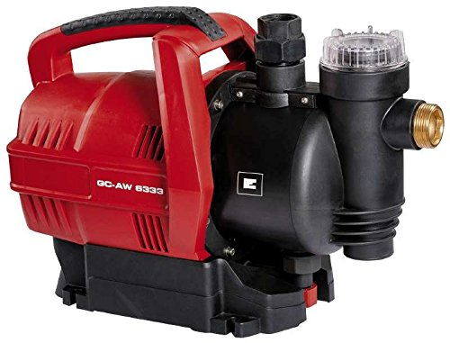 Einhell Hauswasserautomat GC-AW 6333 630W 3300 l/h Fördermenge Automatikfunktion