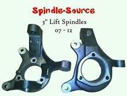 Silverado Lift Spindles