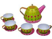 Metal Tea Set