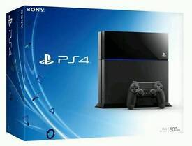 New PS4 500GB open to offers