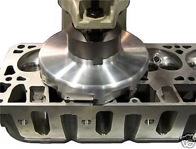 6 Aluminum Face Shell Mill 1 12 Arbor For Bridgeport Haas Etc New