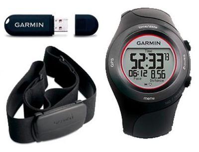 Neu Garmin Forerunner 410 Gps-Fähig Sport Fitness Armbanduhr Herzfrequenzmesser - Gps-fähig