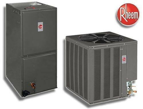 Rheem 3 Ton Heating Cooling Amp Air Ebay
