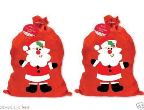 Sack Of Toys For Christmas : Christmas toy sack ebay