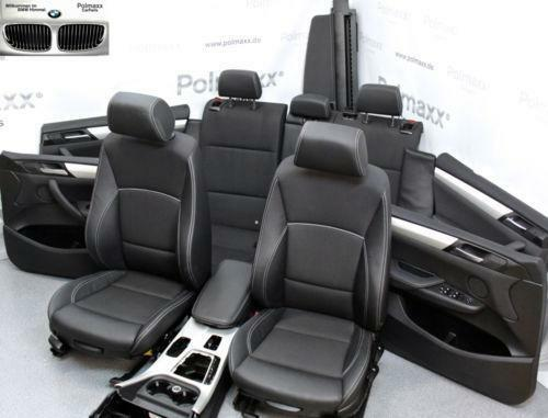 bmw x3 innenausstattung ebay. Black Bedroom Furniture Sets. Home Design Ideas