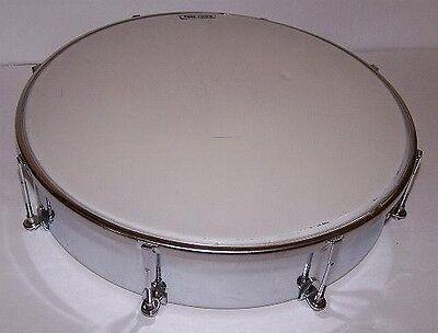 Chrome Metal Banjo Rim-Body Pot w/ Head New Old Stock ZB3807