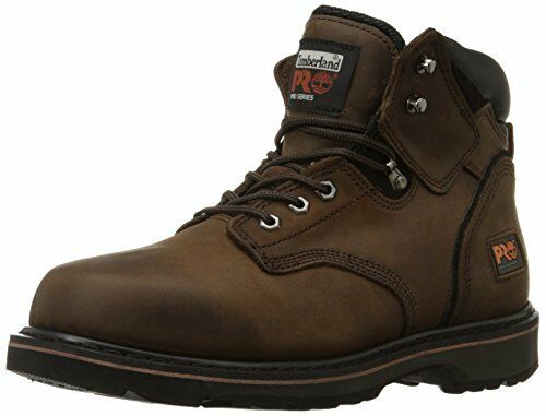 Timberland PRO TB033046214 6 In Pit Boss BROWN Boots