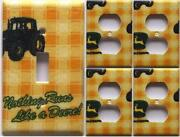 John Deere Outlet Covers