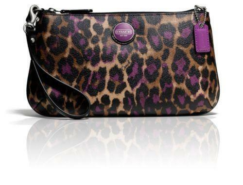 Coach Large Wristlet Handbags Amp Purses Ebay