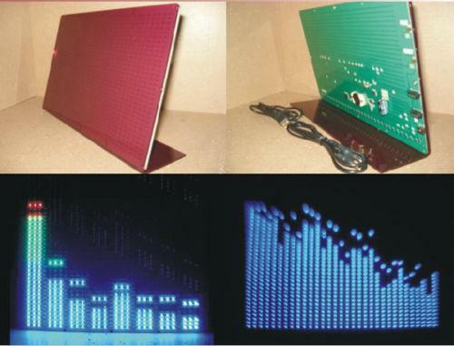 Led Spectrum Analyzer Ebay