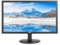 AOC E2280SWHN PC Monitor Brand new in Sealed box