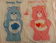 Vintage Care Bear Fabric