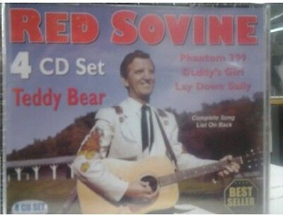 Red Sovine   40 Songs  New Cd