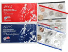 Uncirculated 2005 US Coin Mint Sets