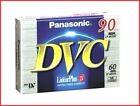 MiniDV Camcorder Tapes & Discs for Universal