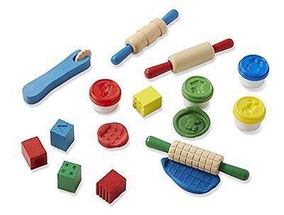 Melissa & Doug Formen Modellieren und Gestalten Kinder-Bastelsets Spielzeug NEU