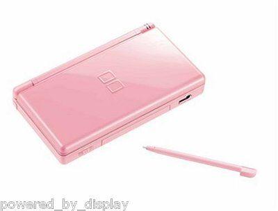 3 x Touchpen Nintendo DS-Lite rosa