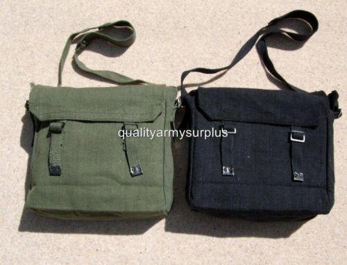 2874f1d6b58 Canvas Bag Military   eBay