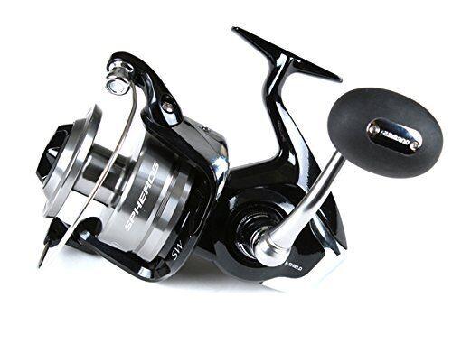 Shimano Spheros Sw20000 4.4:1 Saltwater Spinning Fishing Reel - Sp20000sw