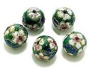 Cloisonne Beads 6mm