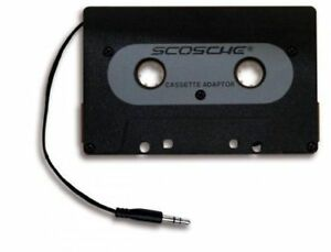 SCOSCHE PCA2 Universal Cassette Adapter for iPod and MP3 Players