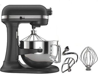 Kitchenaid kp26m1xPM Professional 600 Stand Mixer 6 ...