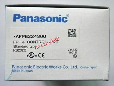 2123--panasonic New Afpe224300 Plc