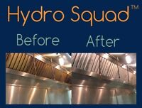 York Hood cleaning ** Certified ** NFPA 96 - Hydrosquad.ca