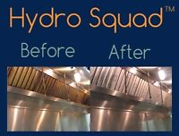 Toronto Hood cleaning ** Certified ** NFPA 96 - Hydrosquad.ca