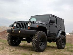 "Sweet 3.5"" Rough Country Jeep lifts NOW ONLY $1099.00 INSTALLED!"