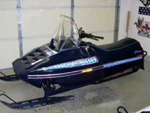 Wanted!   1981 Polaris Indy 500