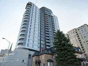 FULLY FURNISHED - 1 BEDROOM LUXURY CONDO W/ PARLIAMENT VIEWS