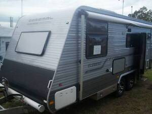 2015 COROMAL - Element 632,O/R,  island Bed, A/C, ENSUITE, AS NEW Boondall Brisbane North East Preview