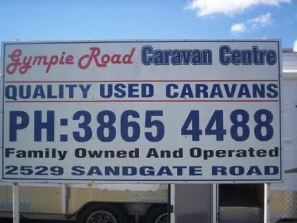 Gympie Road Caravan Centre