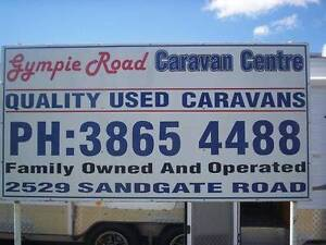 WE BUY & SELL CARAVANS Boondall Brisbane North East Preview