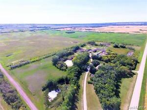 Great Farm Site w/ over 200 Acres