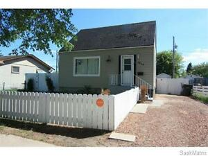 Affordable newly renovated house for sale.
