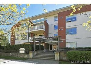 Just steps from the galloping goose trail and the amenities