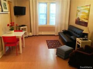 Fully Furnished Bachelor Condo Downtown Balfour Jan 1