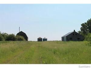 10 Acre Parcel of Land near Wilkie